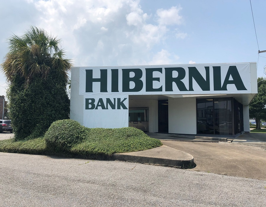 Hibernia Bank Metairie Branch on Veterans Blvd.